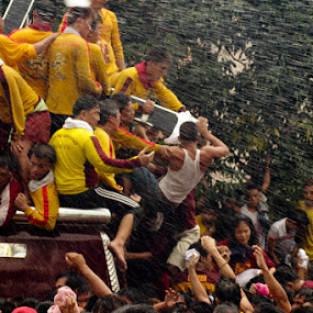 Black Nazarene Feast by Maureen Santos - News & Events World Events