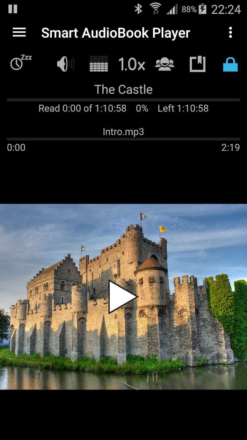 Smart AudioBook Player Screenshot 4