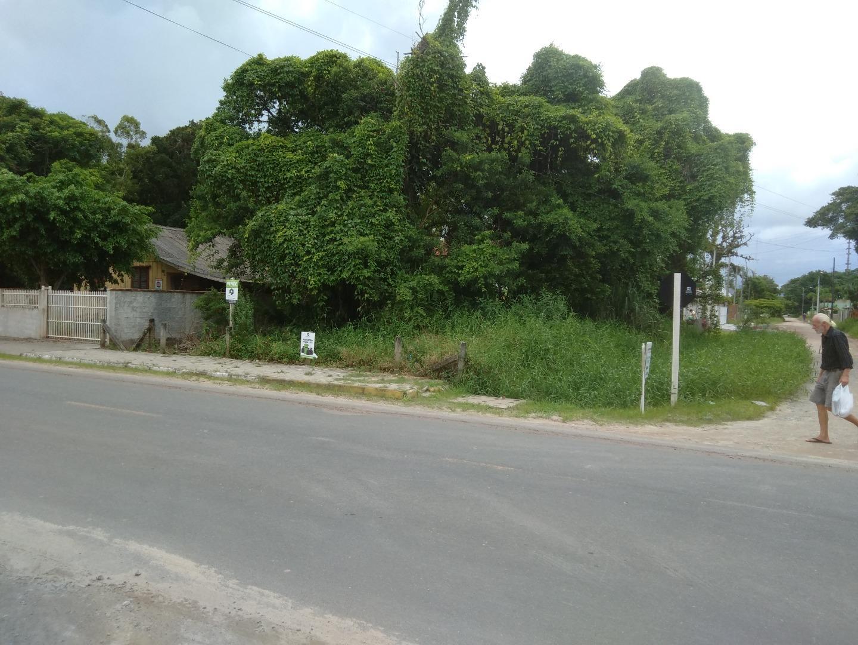 Terreno à venda no balneário paese  , 312 m² por R$ 209.000 - Paese - Itapoá/SC