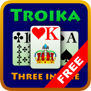 Troika Solitaire