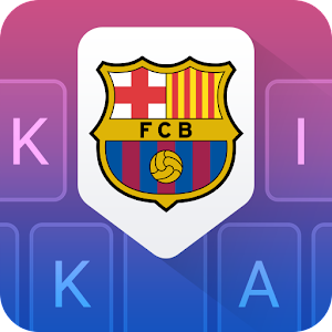 FC Barcelona Official Keyboard For PC