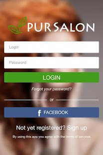Pur Salon - screenshot