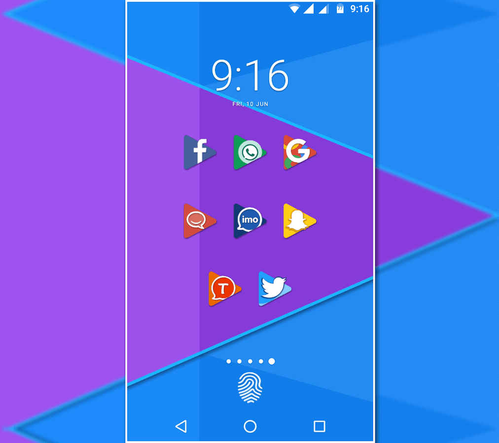 Play Edition Icon pack Screenshot