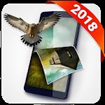 3D Wallpaper Parallax 2018 Icon