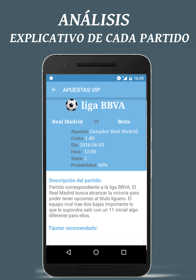 Apuestas Vip Screenshot 4