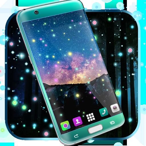 Fireflies Live Wallpaper (app)