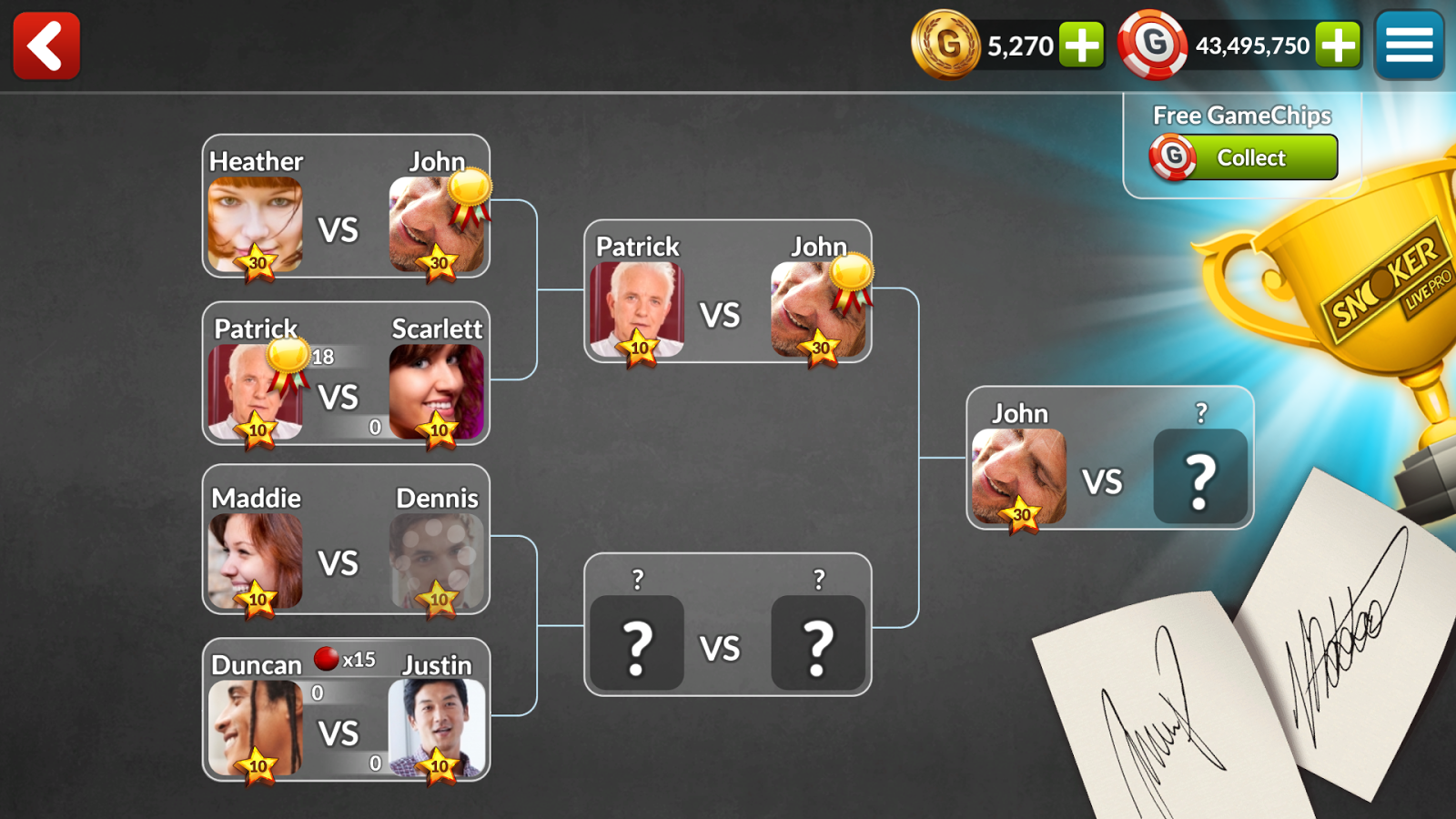 Snooker Live Pro Screenshot 5