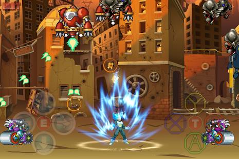 Game Dragon Z Super Saiyan Blue APK for Windows Phone