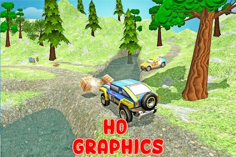 Toy Truck Offroad Rally 2016 - screenshot
