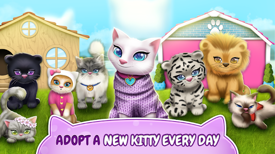 App Pet Cat House Decoration Games Apk For Windows Phone Android Games And Apps