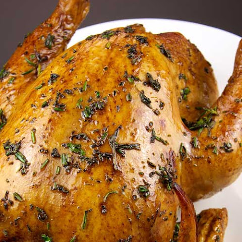 Copycat Olive Garden Herb Roasted Chicken