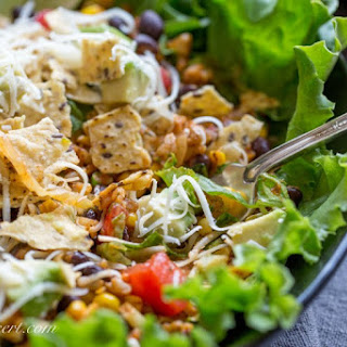 Meatless Monday Taco Salad