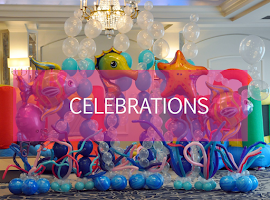 Balloon Decor Artists UK | Top Balloon UK