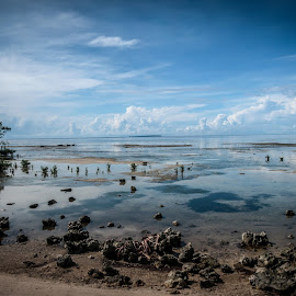 Bohol 2 by Richard Tolentino - Landscapes Cloud Formations ( bohol 2, clouds, philippines, pinoy photographer, landscape, sea )