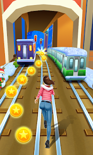 Subway Runner APK for Kindle Fire