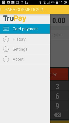 android TRUPAY Screenshot 1