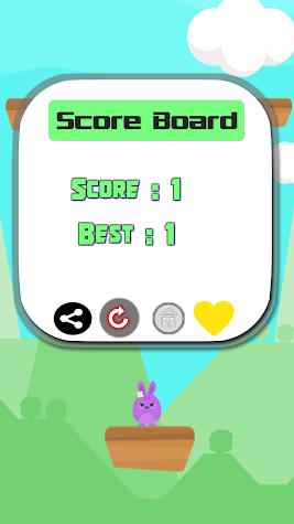 Bunny Jumper Screenshot