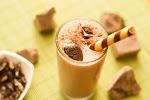 Healthy Chocolate milkshake Gurgaon by Morellos