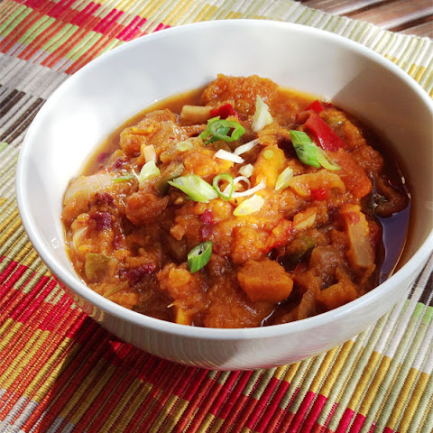 Vegan Butternut Squash Chili