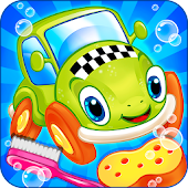 Game Car Wash APK for Kindle
