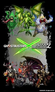 Game Blood Brothers 2: Strategy RPG