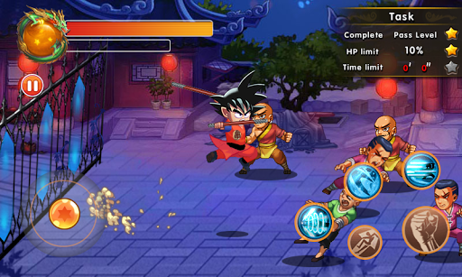 Goku Legend: Super Saiyan Fighting For PC