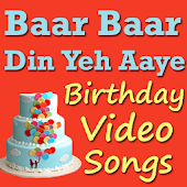 App Baar Baar Yeh Din Aaye Songs 1.0 APK for iPhone
