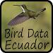 Bird Data - Ecuador Icon