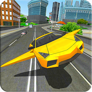 Real Flying Car Simulator Driver For PC / Windows 7/8/10 / Mac – Free Download