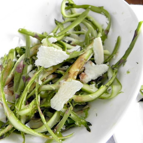Shaved Asparagus Dressing