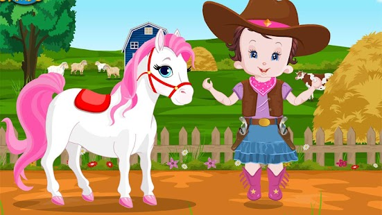 Baby Lisi Pony Care- screenshot thumbnail