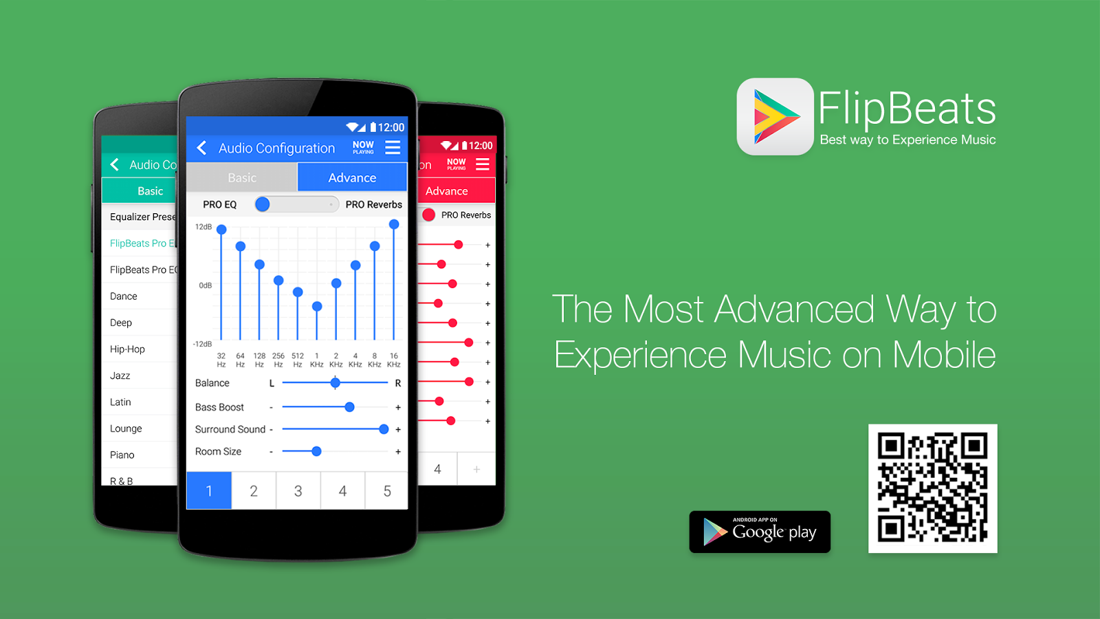 FlipBeats - Best Music Player Screenshot 12