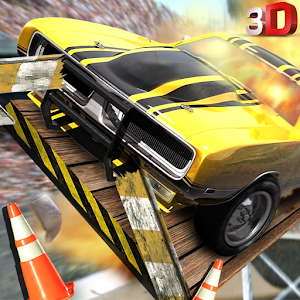 City Stunt Car Simulation 3D