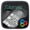 Silence II GO Launcher Theme