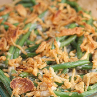 Green Bean Casserole Without Onions Recipes