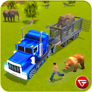 Animal Transport Truck Driving Game 2018 For PC / Windows 7/8/10 / Mac – Free Download