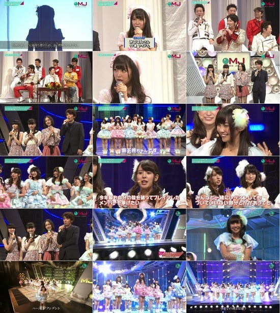 (TV-Music)(1080i) NMB48 part – Music Japan 141109