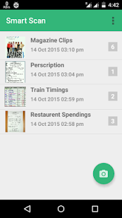 SmartScan-Document Scanner pro- screenshot thumbnail