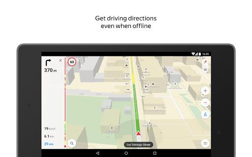 Yandex.Maps screenshot 19