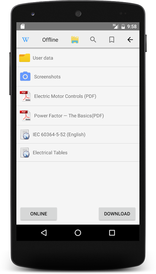 Mobile Electrician Pro Screenshot 4