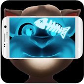 Download Android Game Tom Cat Xray Simulator for Samsung
