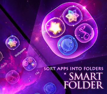 Zodi Launcher - Themes & Horoscope