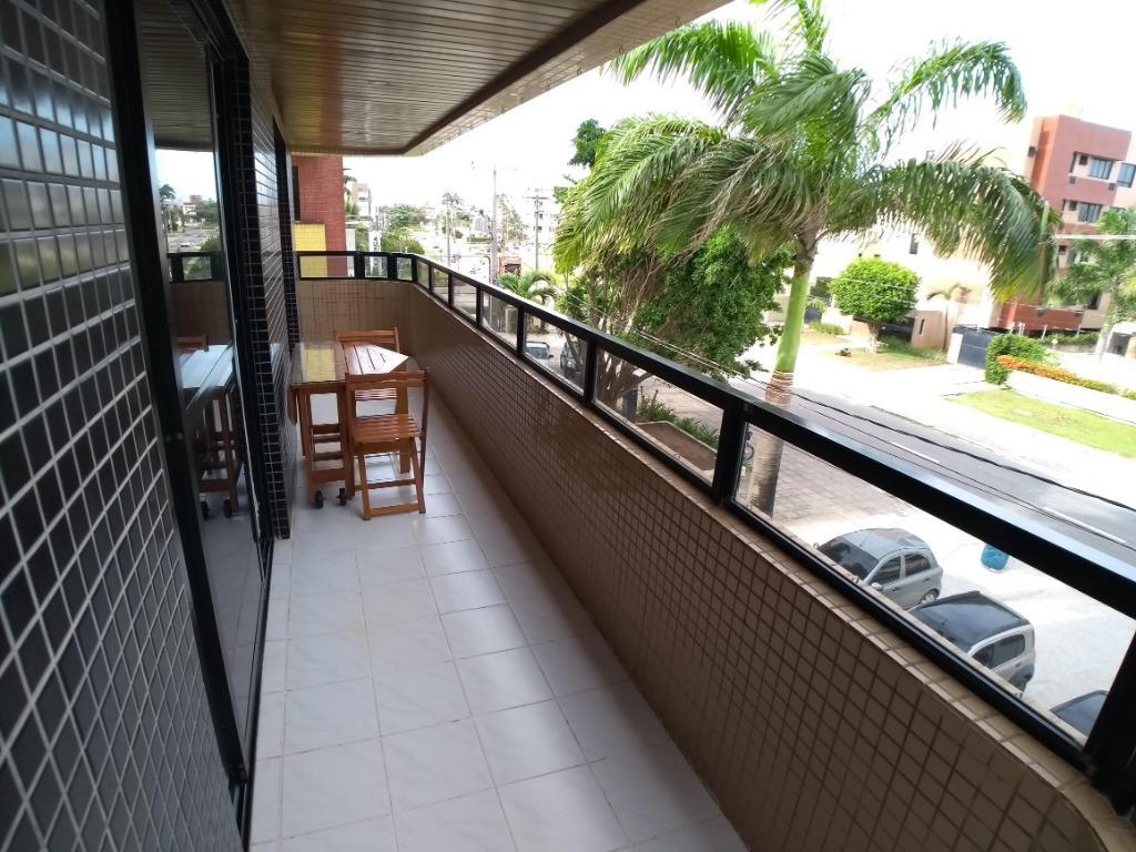 Apartamento com 3 dormitórios à venda, 163 m² por R$ 495.000 - Jardim Oceania - João Pessoa/PB
