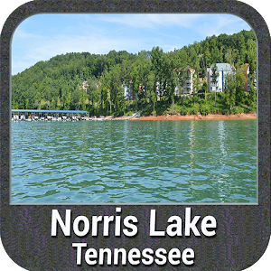 Norris Lake - Tennessee Offline GPS Map Navigator For PC / Windows 7/8/10 / Mac – Free Download