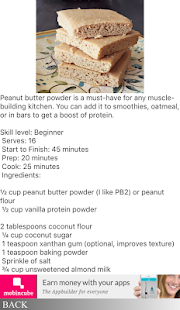 BEST LOW-CARB DIET PROTEIN BAR - screenshot