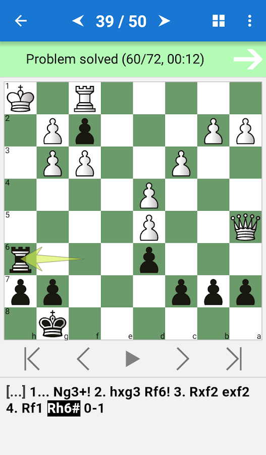 CT-ART. Chess Mate Theory Screenshot 0