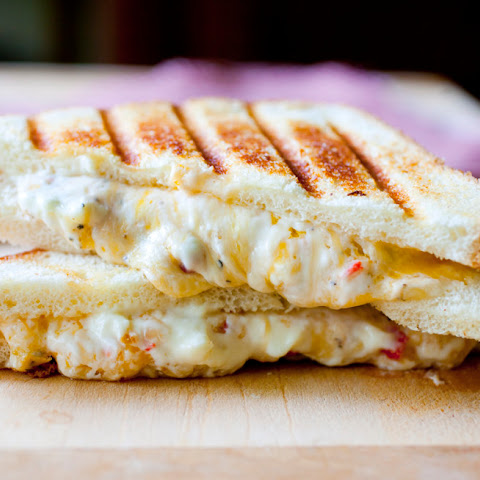Pimento Grilled Cheese Sandwich