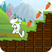 Game Bunny Run : Peter Legend APK for Kindle