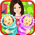 My new twins baby care 1.0 Apk