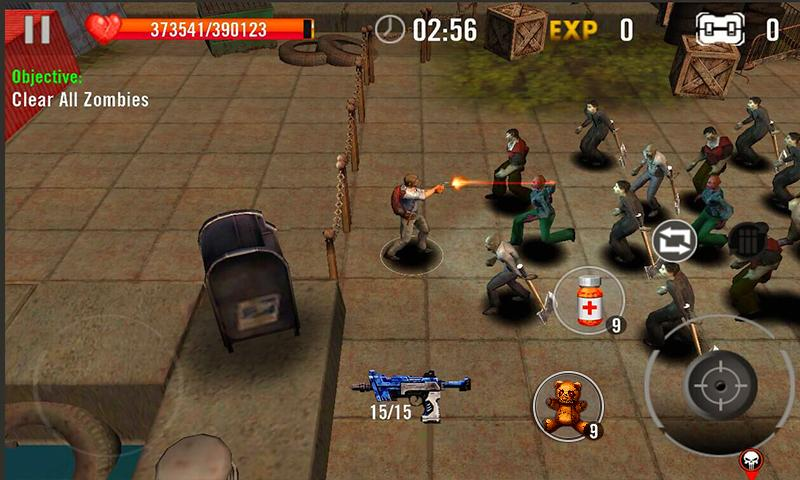 Zombie Overkill 3D Screenshot 1